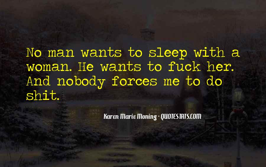 Quotes About No Sleep #205665