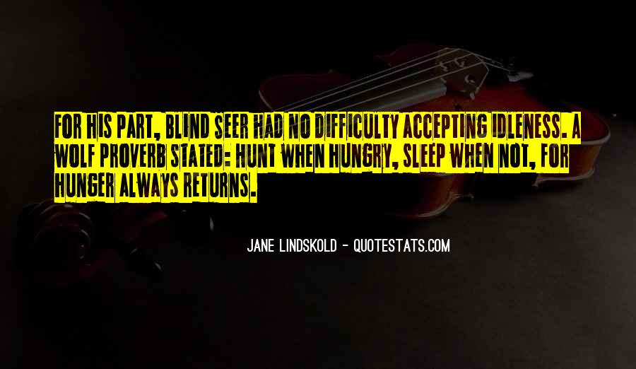 Quotes About No Sleep #248211