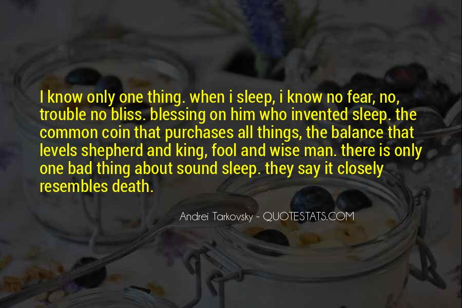 Quotes About No Sleep #264249