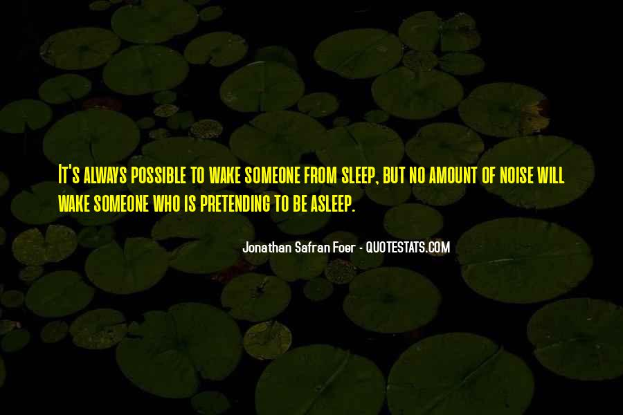Quotes About No Sleep #314849
