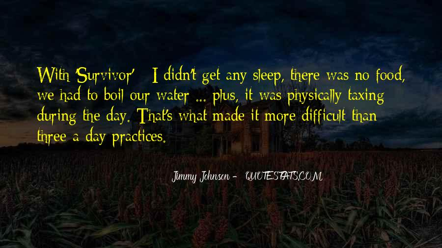 Quotes About No Sleep #67411
