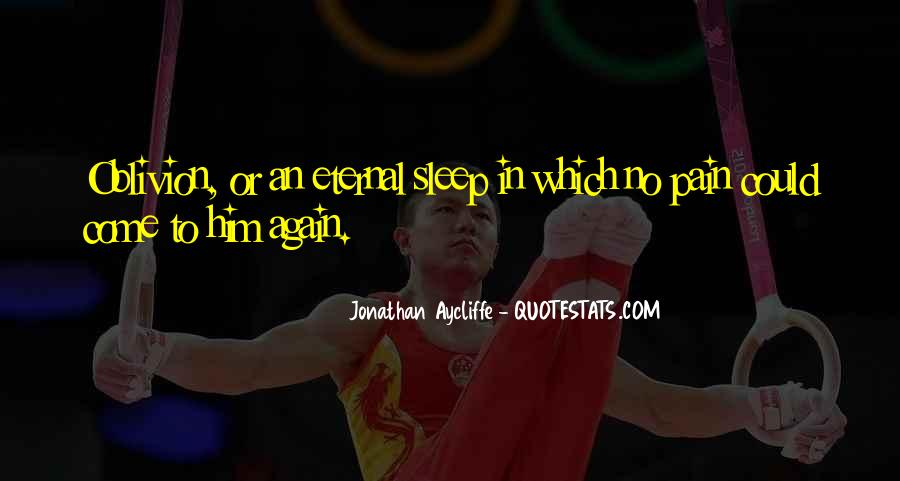 Quotes About No Sleep #90291