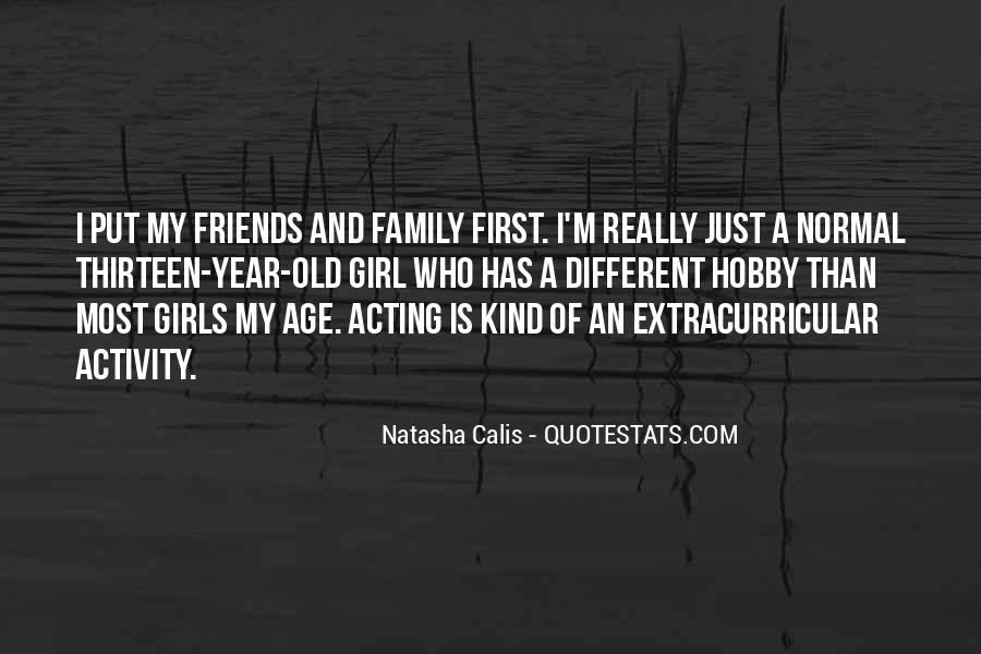 Quotes About Who Is Family #133596