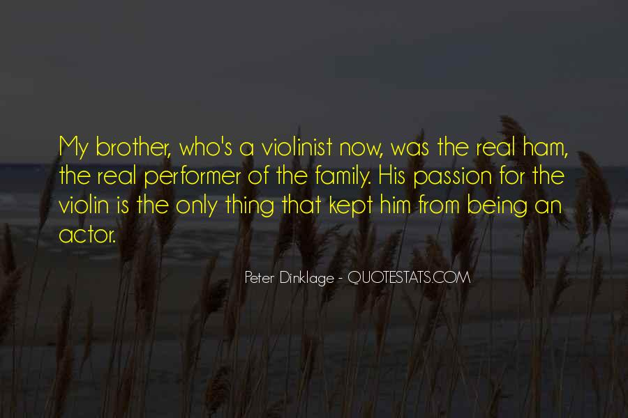Quotes About Who Is Family #156991