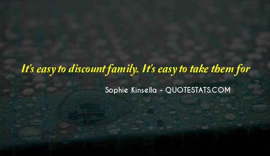 Quotes About Who Is Family #167027