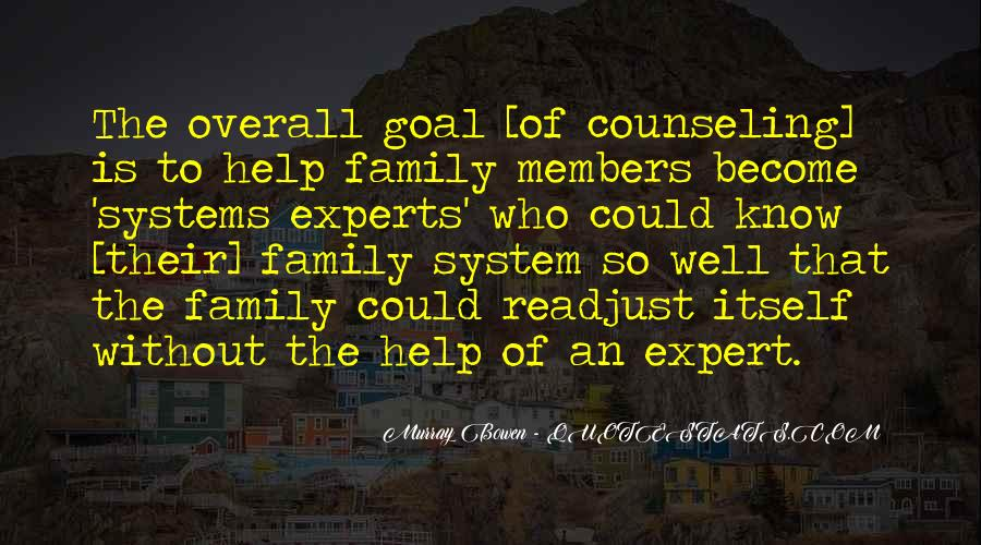 Quotes About Who Is Family #173021