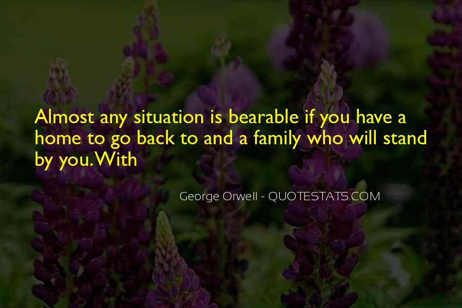 Quotes About Who Is Family #188509