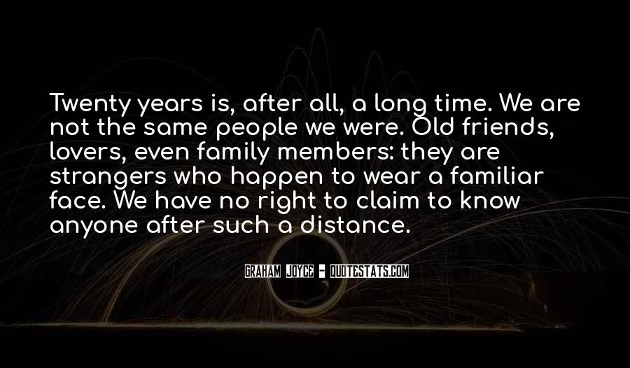 Quotes About Who Is Family #215558