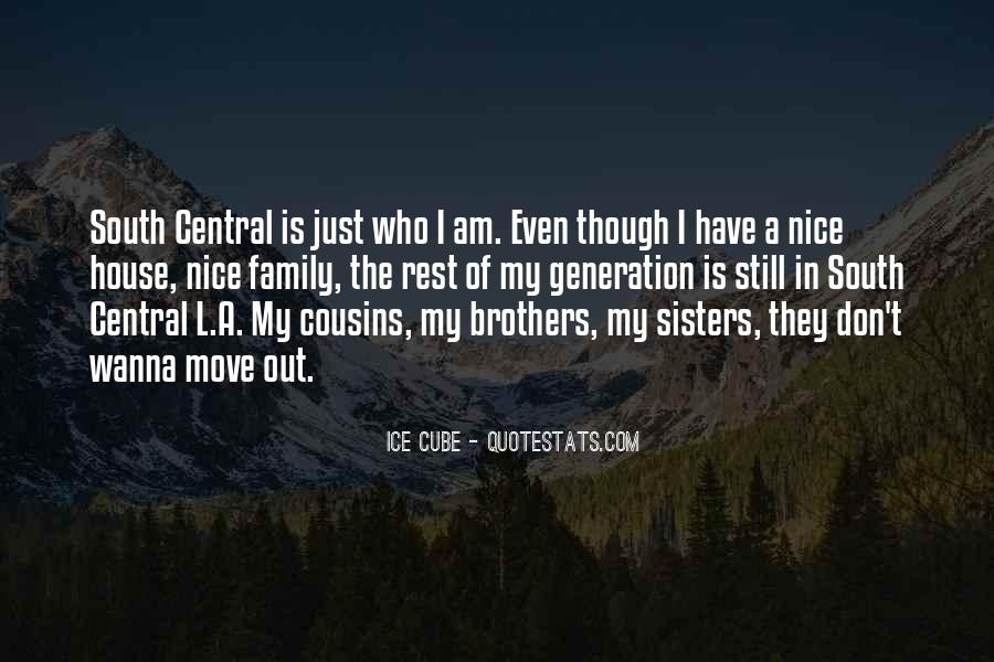 Quotes About Who Is Family #264504