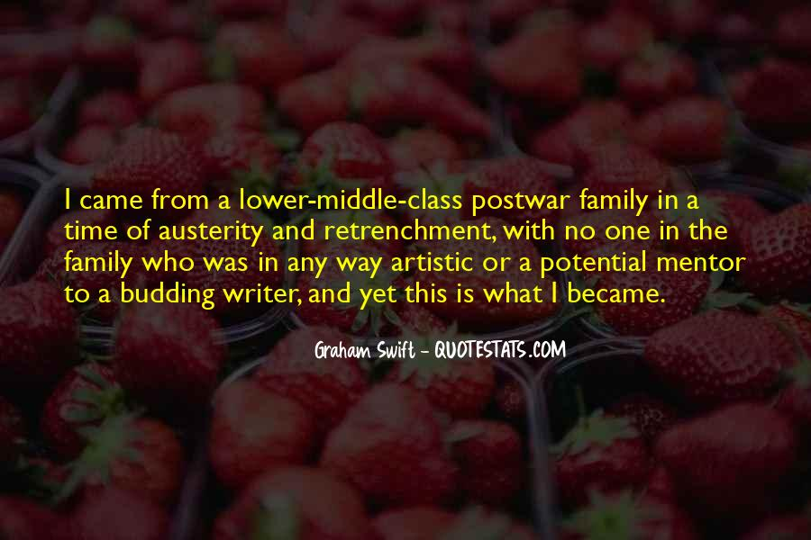 Quotes About Who Is Family #273975