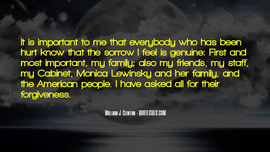 Quotes About Who Is Family #279323