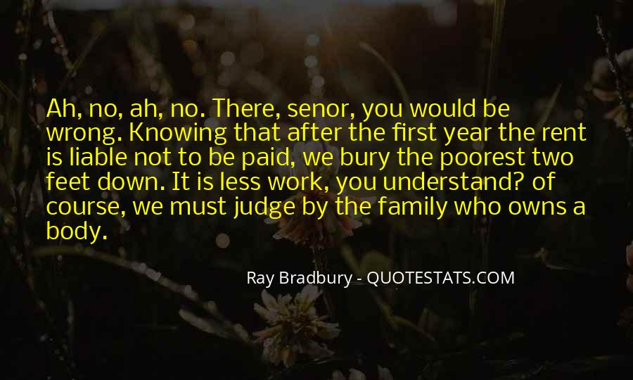 Quotes About Who Is Family #288539