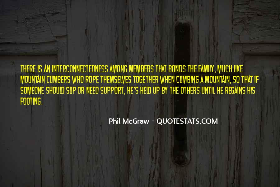 Quotes About Who Is Family #313529