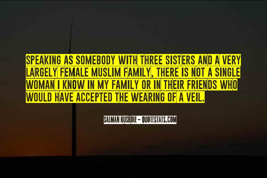 Quotes About Who Is Family #63411