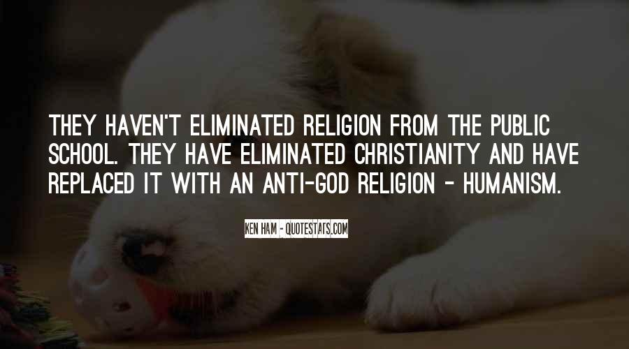Quotes About Humanism #373144