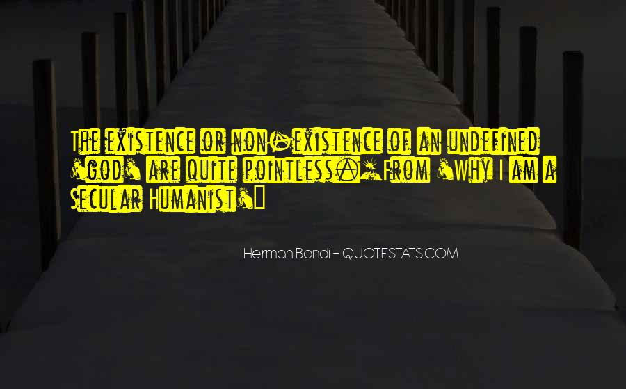 Quotes About Humanism #518417