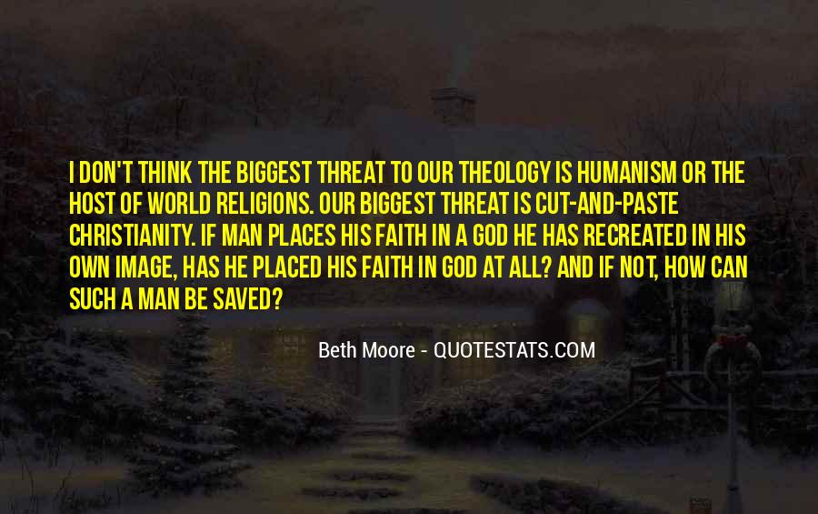 Quotes About Humanism #690391