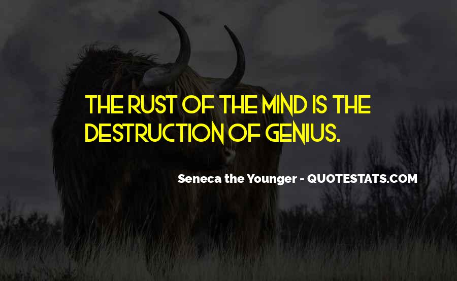 Quotes About Genius Mind #111226
