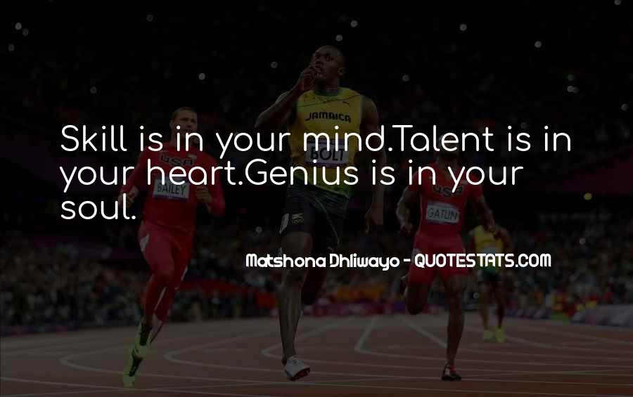 Quotes About Genius Mind #1360567