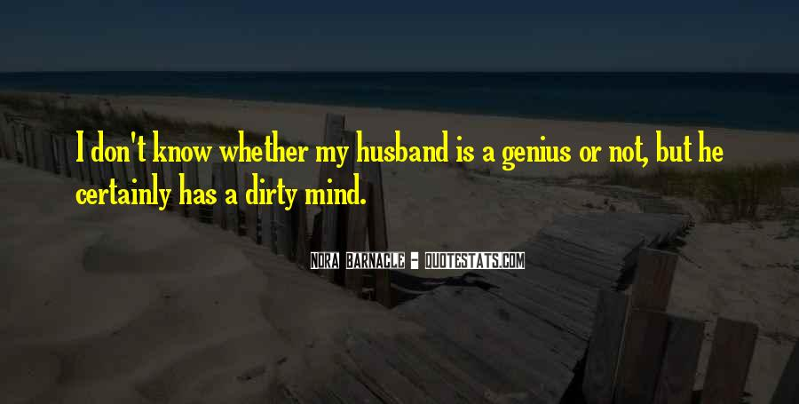 Quotes About Genius Mind #581898