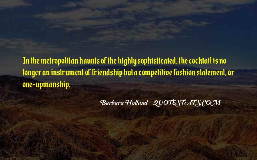 Quotes About Competitive Friendship #1341966