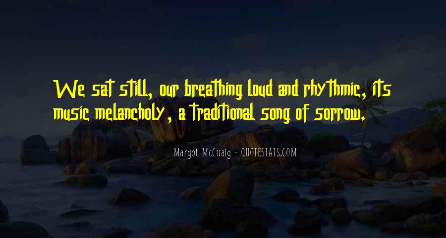 Quotes About Loud Music #1085841
