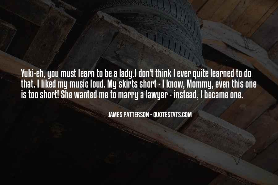 Quotes About Loud Music #209924