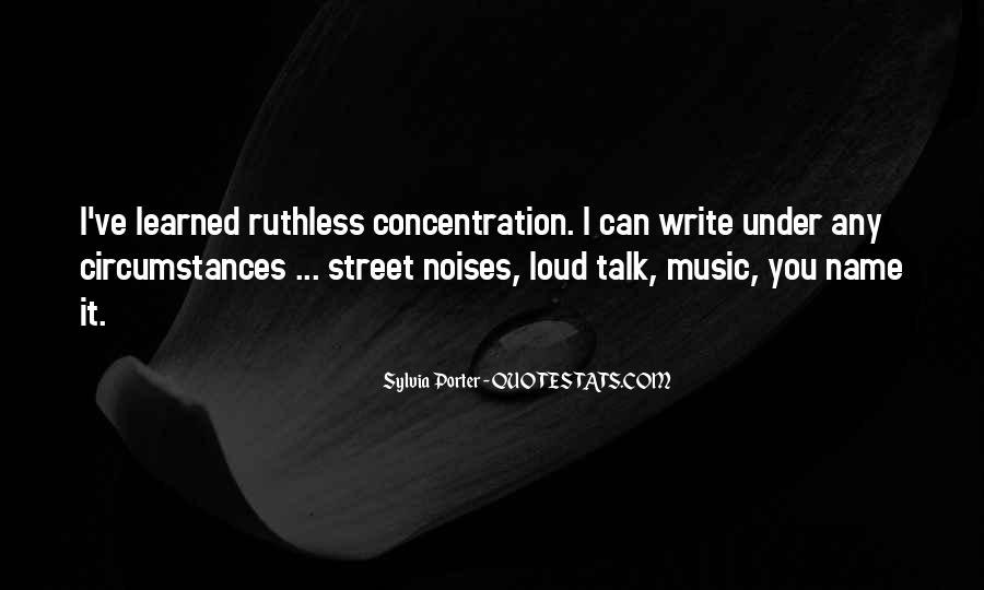 Quotes About Loud Music #531320