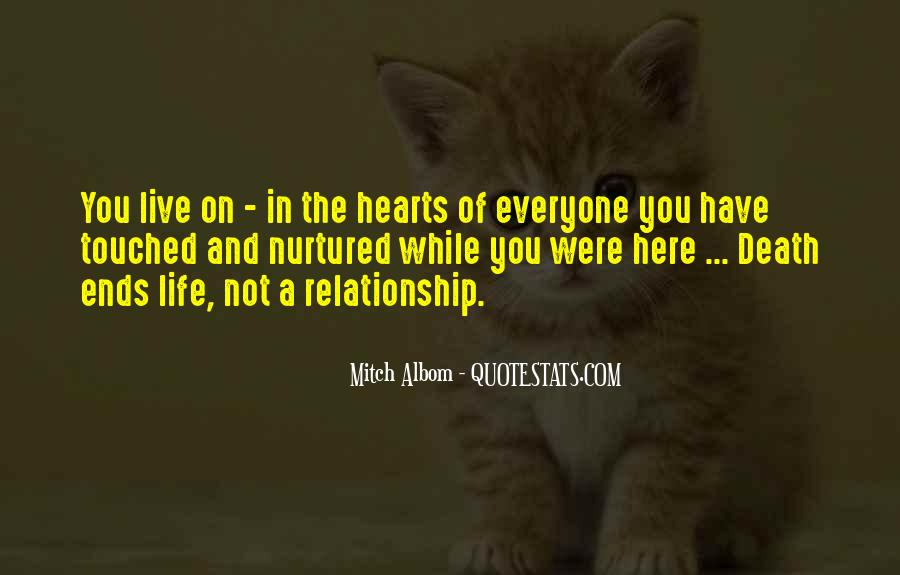 Quotes About Love The Life You Live #106456