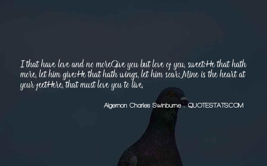 Quotes About Love The Life You Live #175511