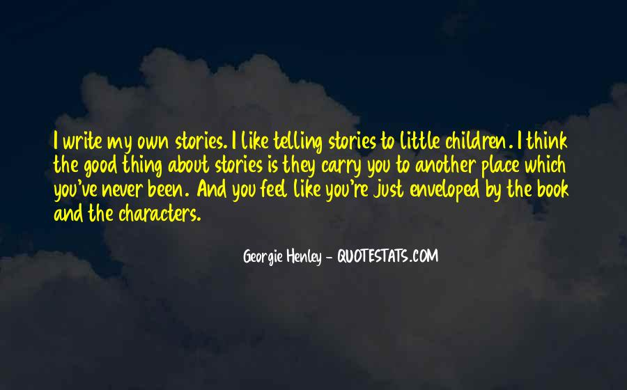 Quotes About Telling How You Feel #238428