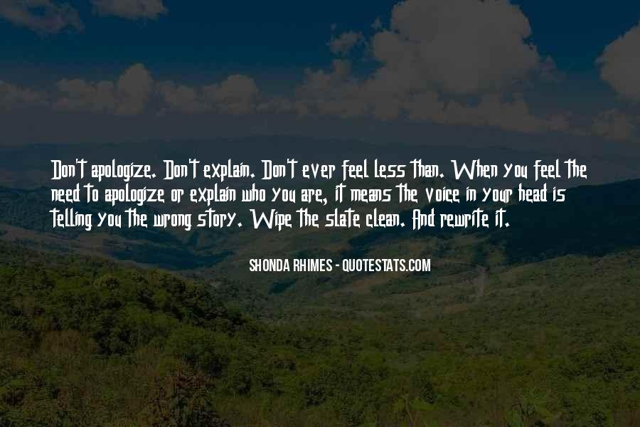 Quotes About Telling How You Feel #285293