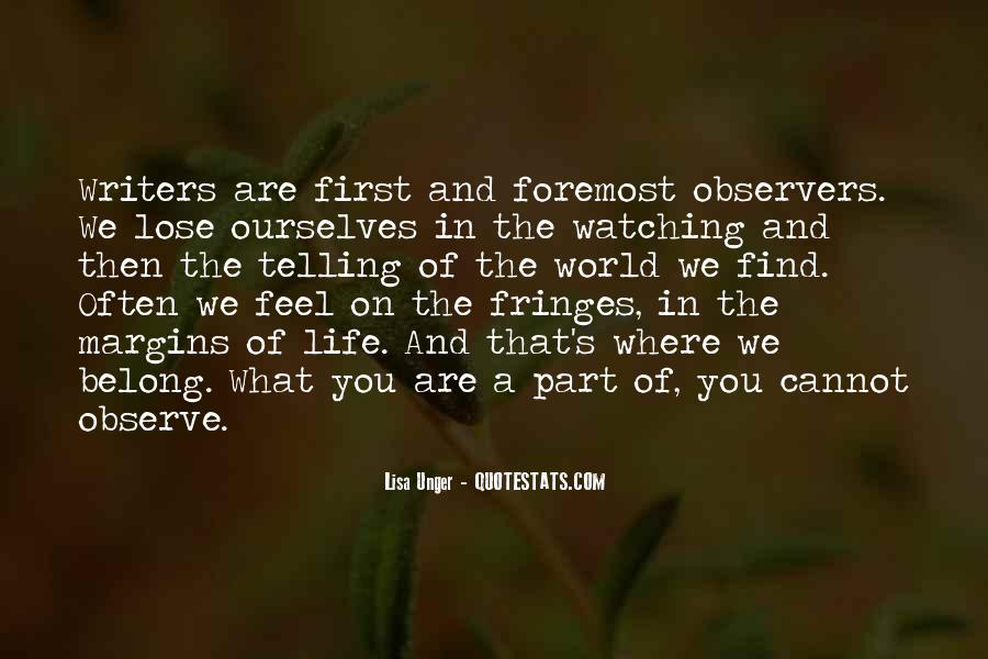 Quotes About Telling How You Feel #294045