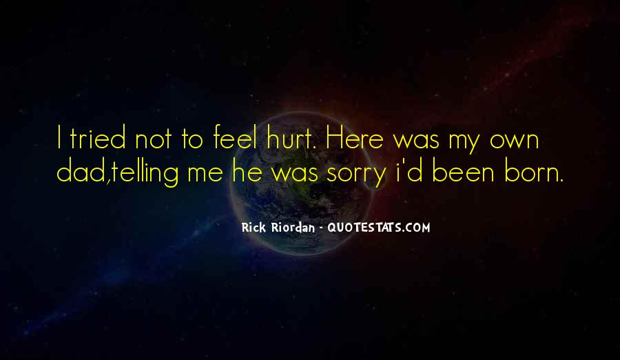 Quotes About Telling How You Feel #62492