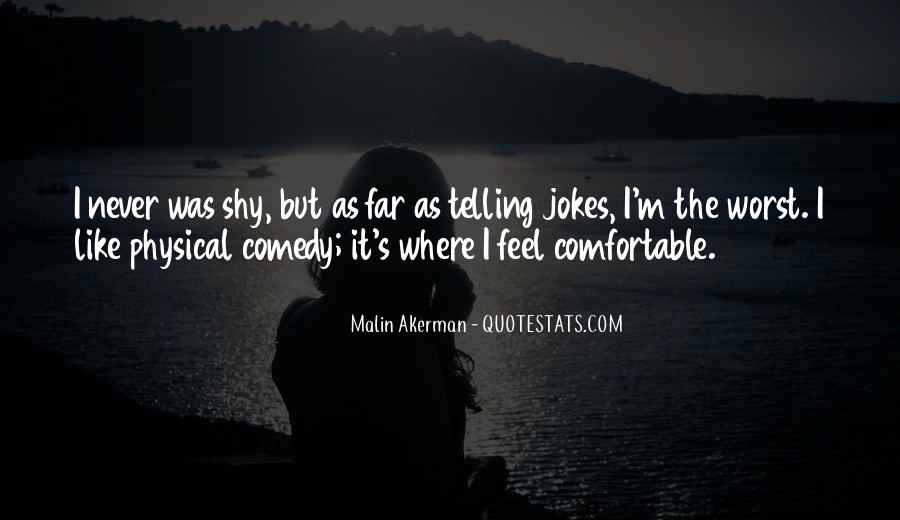 Quotes About Telling How You Feel #89317