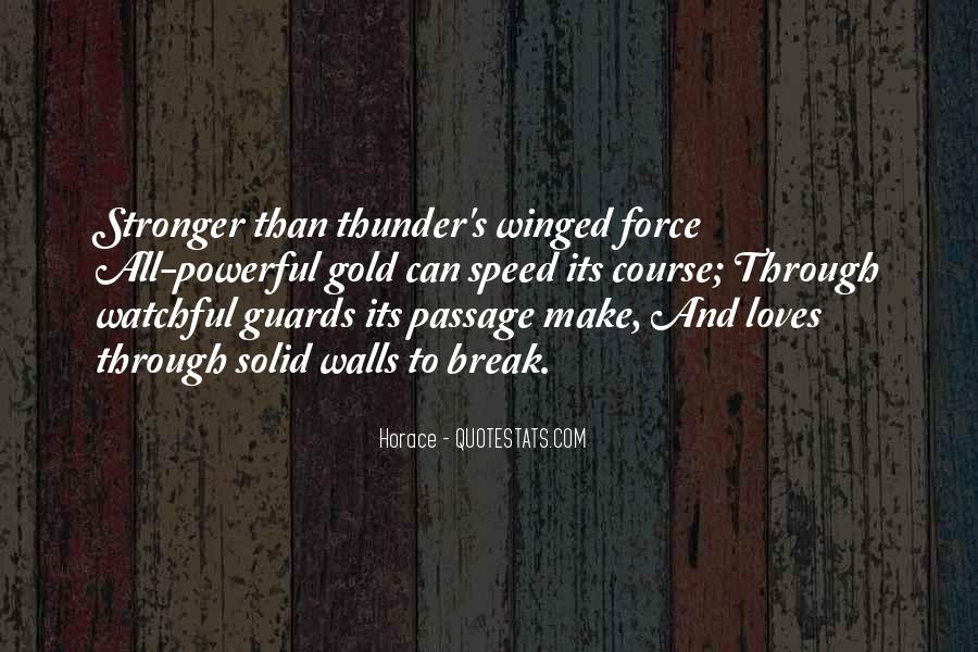 Quotes About Walls And Guards #174494