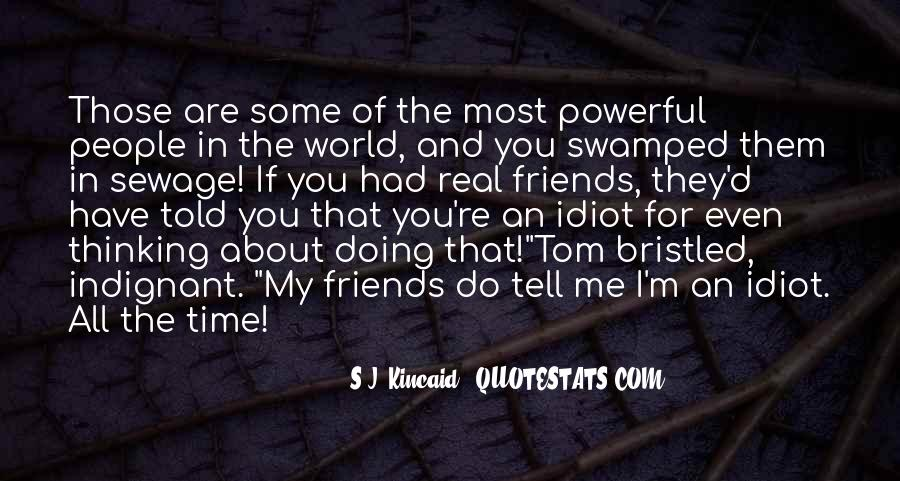 Quotes About Idiot Best Friends #844170