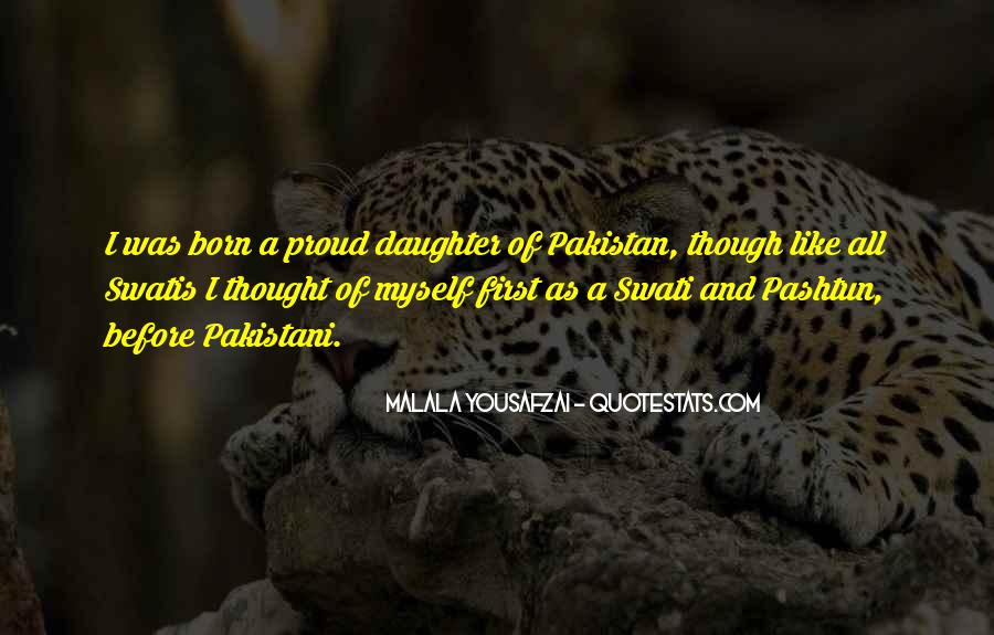 Quotes About My First Born Daughter #1783234