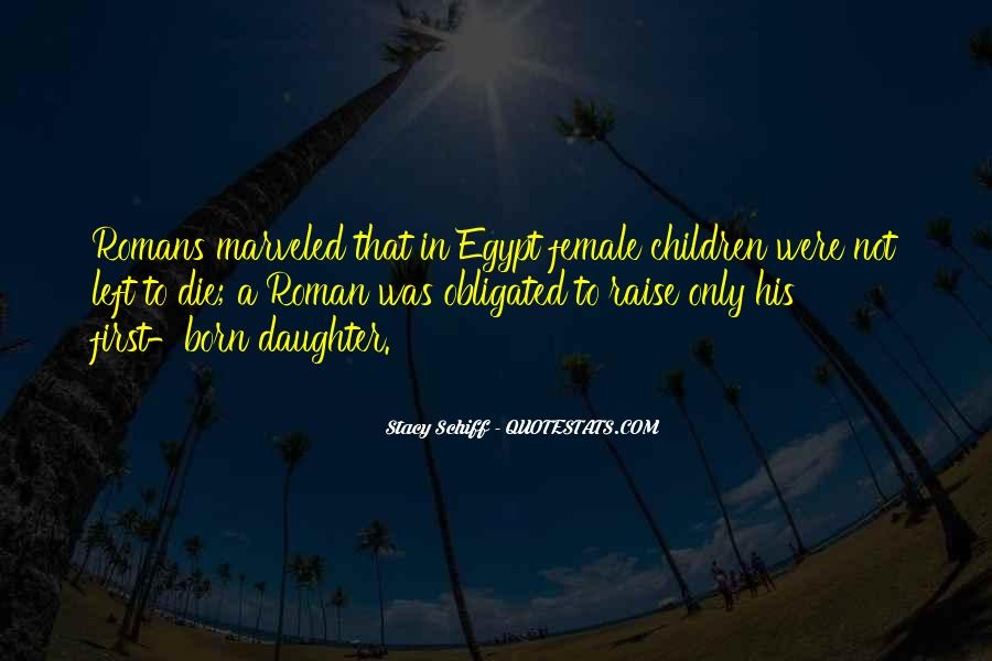 Quotes About My First Born Daughter #203986