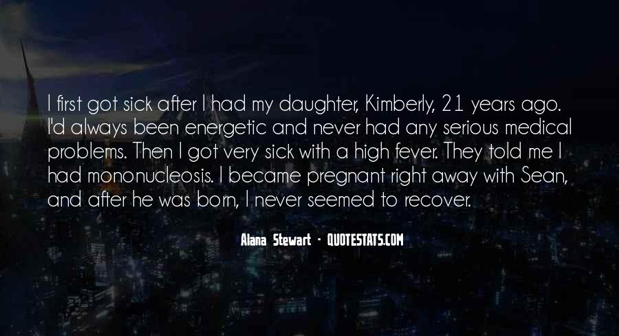 Quotes About My First Born Daughter #663211