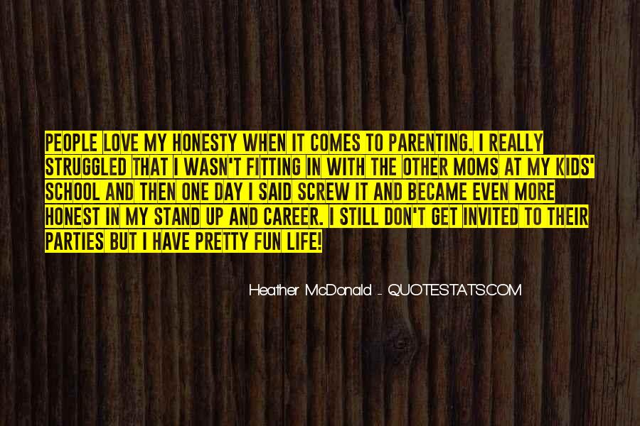 Quotes About Honesty In Love #1561808