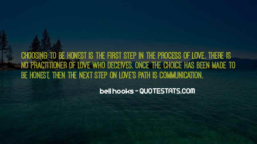 Quotes About Honesty In Love #575082