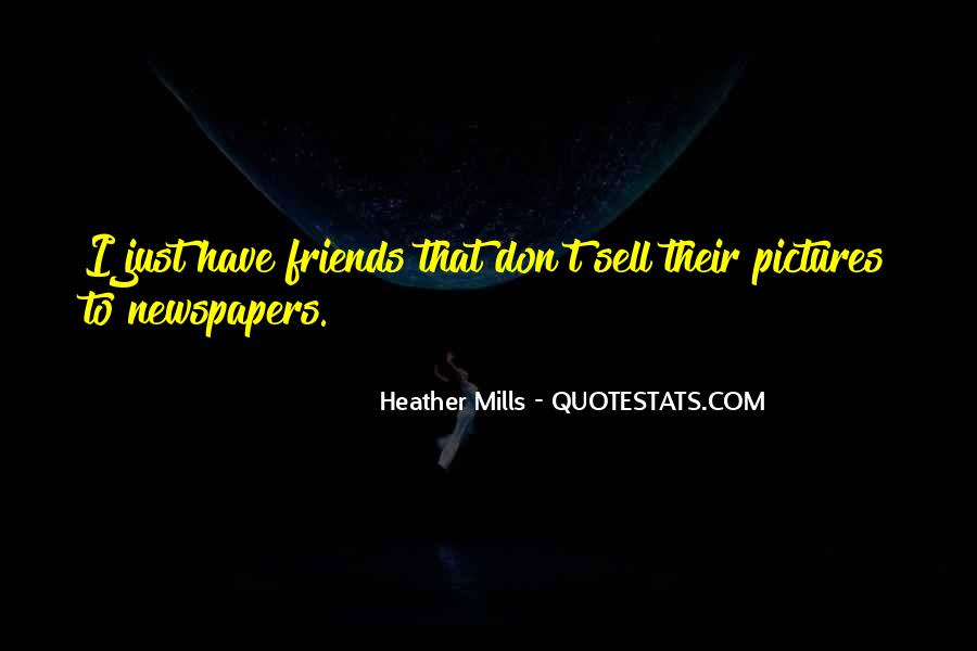 Quotes About Friends With Pictures #86525