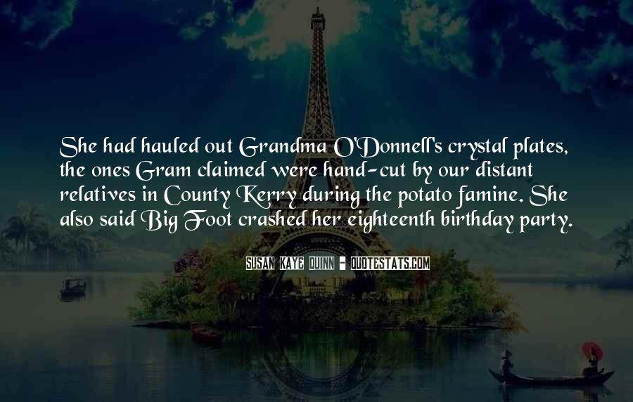 Quotes About Grandma Birthday #619856