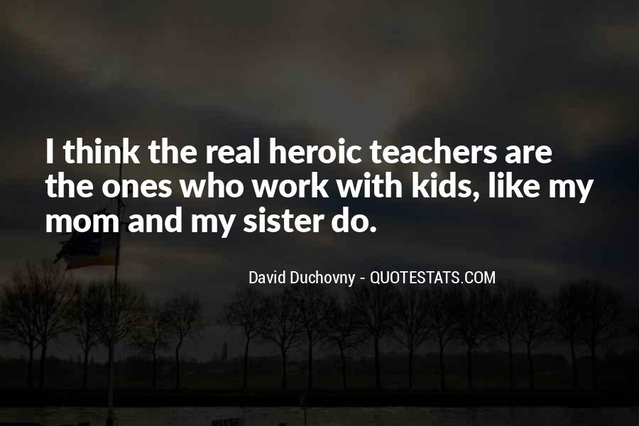 Quotes About Mom And Sister #1631121