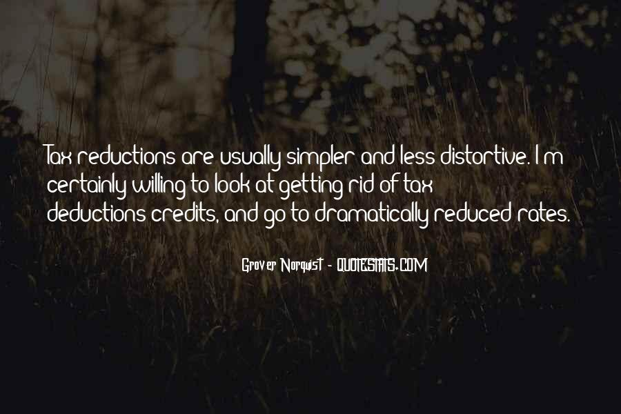 Quotes About Tax Deductions #14390