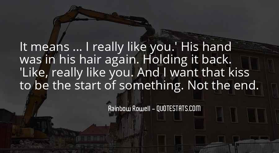 Quotes About Holding Back Love #1373201