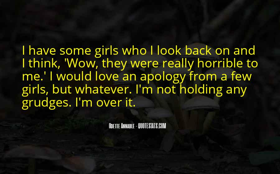 Quotes About Holding Back Love #213840
