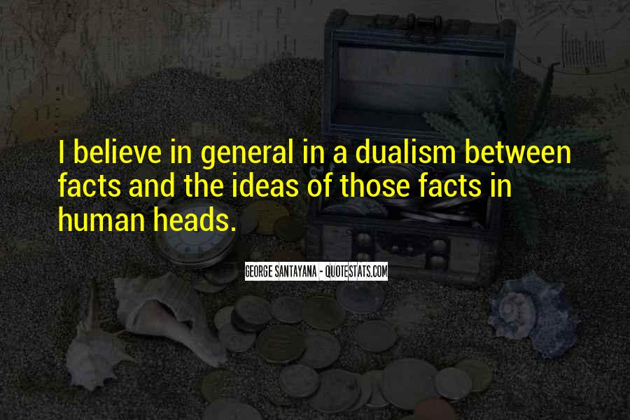 Quotes About Non Dualism #769071