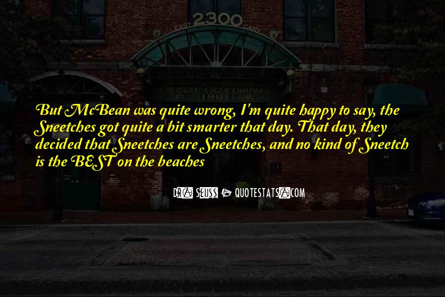 Quotes About Sneetches #616335